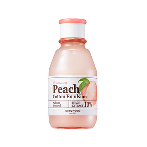 SkinFood Premium Peach Cotton Emulsion 140ml