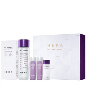 HERA CELL ESSENCE Special set (with travel size items/cotton pad)