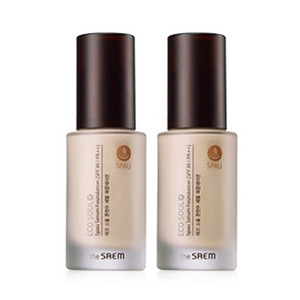 [SP] the SAEM Eco Soul Spau Serum Foundation 30ml