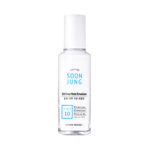 Etude House Soon Jung 10-Free Moist Emulsion 80ml
