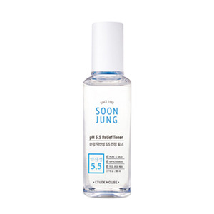 Etude House Soon Jung pH 5.5 Relief Toner 80ml