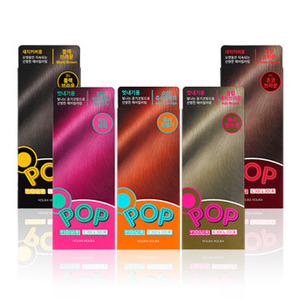 Holika Holika Pop Your Color Hair Color Cream