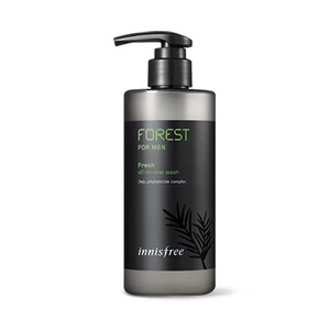 Innisfree Forest For Men Fresh All In One Wash 300g