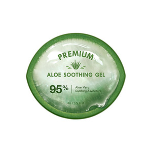 Missha Aloe Soothing Gel 300ml