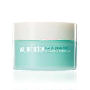 goodal Young Barley Sparkling Pore Clay Mask 100ml