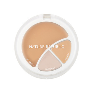 Nature Republic Provence Intense Cover 3 In 1 Strobing Foundation 12g