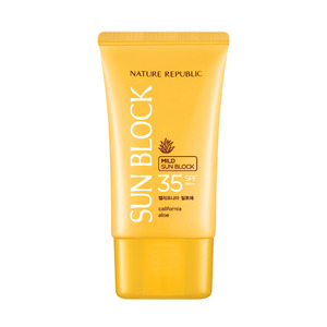 Nature Republic California Aloe Mild Sun Block SPF35 PA++ 57ml
