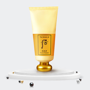 The History of Whoo Gongjinhyang Facial Foam Cleanser 180ml