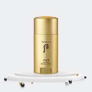 The History of Whoo Gongjinhyang Sun Stick Waterproof SPF50+ PA+++ 30g