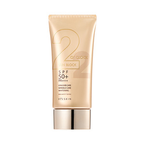 It's skin 2 O'clock Sun Block SPF50+ PA+++ 50ml