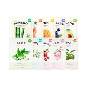It's skin The Fresh Mask Sheet 20g 3 Sheets
