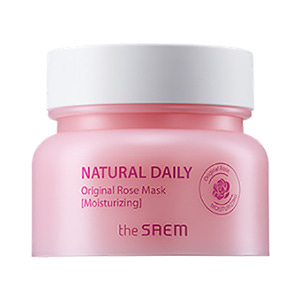 the SAEM Natural Daily Original Rose Mask 100g