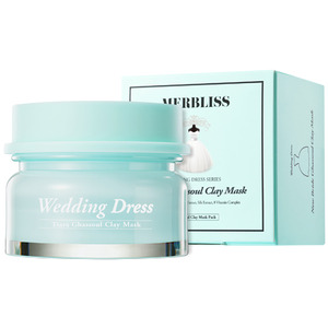 MERBLISS Tiara Ghassoul Clay Mask 60g