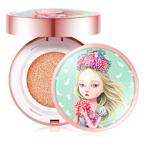 BEAUTY PEOPLE Absolute Radiant Girl Cushion Foundation 18g