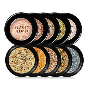 BEAUTY PEOPLE Flash Fix Pearl Pigment Pact 1.8g