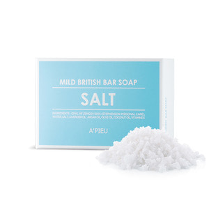 A'PIEU Mild British Bar Soap Salt