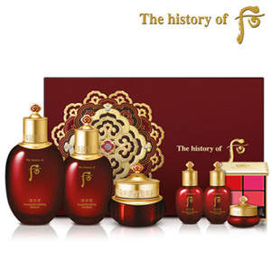 The History of Whoo Jinyulhyang Special 3pcs Set