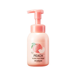 SkinFood Beauty In a Food Peach Bubble Hand Wash 300ml