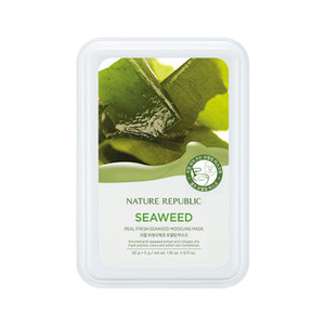 Nature Republic Real Fresh Seaweed Modeling Mask