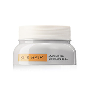 the SAEM Silk Hair Style Matt Wax 80ml