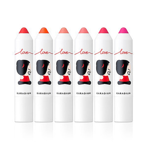 KARADIUM PUCCA LOVE EDITION MELTING CRAYON TINT STICK 2g
