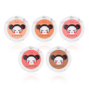 KARADIUM PUCCA LOVE EDITION CHEEK&SHADING