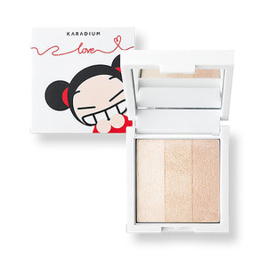KARADIUM PUCCA LOVE EDITION SHINE UP FINISH 9g