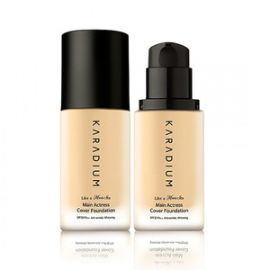 KARADIUM MAIN ACTRESS COVER FOUNDATION SPF30 PA++ 30ml