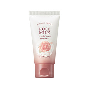 SKINFOOD Rose Milk Hand Cream SPF25 PA++ 50ml