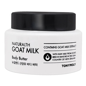 TONYMOLY Naturalth Goat Milk Body Butter 200ml
