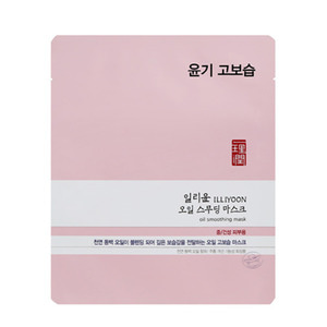 ILLIYOON Oil Smoothing Mask 5ea