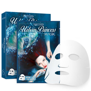 CHICA Y CHICO Urban Princess Mask Aqua 27ml