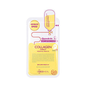 MEDIHEAL Collagen Impact Essential Mask EX 10ea