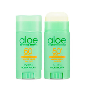 HOLIKA HOLIKA Aloe Water Drop Sun Stick SPF50+ PA++++ 17g