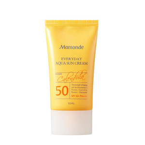 Mamonde Everyday Aqua Sun Cream 50ml