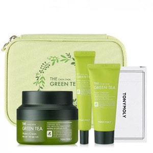 TONYMOLY The Chok Chok Green Tea Watery Set