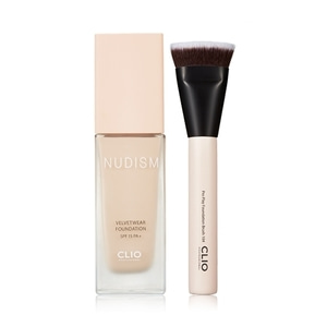 CLIO Nudism Velvet wear Foundation 35g
