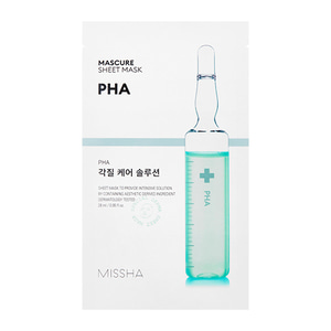 MISSHA Mascure Sheet Mask PHA 28ml