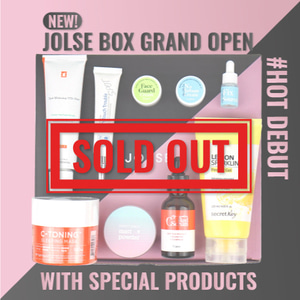 JOLSE BOX #HOT DEBUT