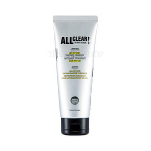 The FACE Shop All Clea All-In-One Cleansing Form 150ml