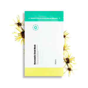 A'PIEU Hamamelis Sheet Mask 1ea