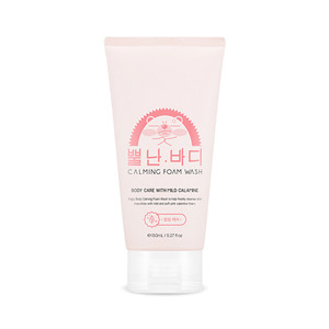 A'PIEU Angry Body Calming Foam Wash 150ml