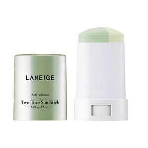 LANEIGE Anti-Pollution Two-Tone Sun Stick SPF 50+ PA++++ 18g