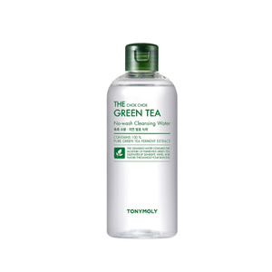 TONYMOLY The Chok Chok Green Tea No-Wash Cleansing Water 300ml