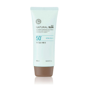 THE FACE SHOP Natural Sun Eco No Shine Hydrating Sun Cream SPF50 PA+++ 100ml