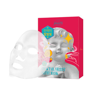 23years old COCKTAIL VELVET PETIT MASK 10ea