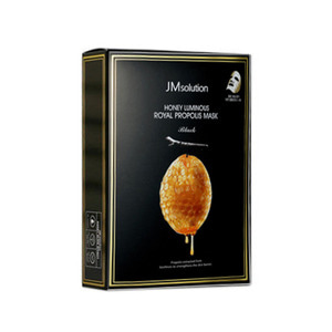 JM Solution Honey Luminous Royal Propolis Mask 10ea