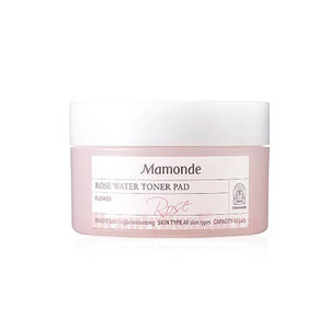 MAMONDE Rose Water Toner Pad 40ea