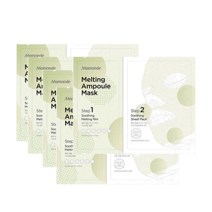 MAMONDE Melting Ampoule Mask Soothing 28ml 5ea