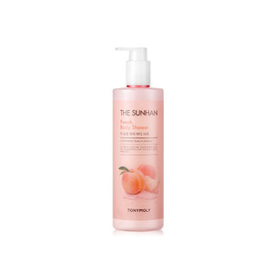 TONYMOLY The Sunhan Peach Body Shower 500ml